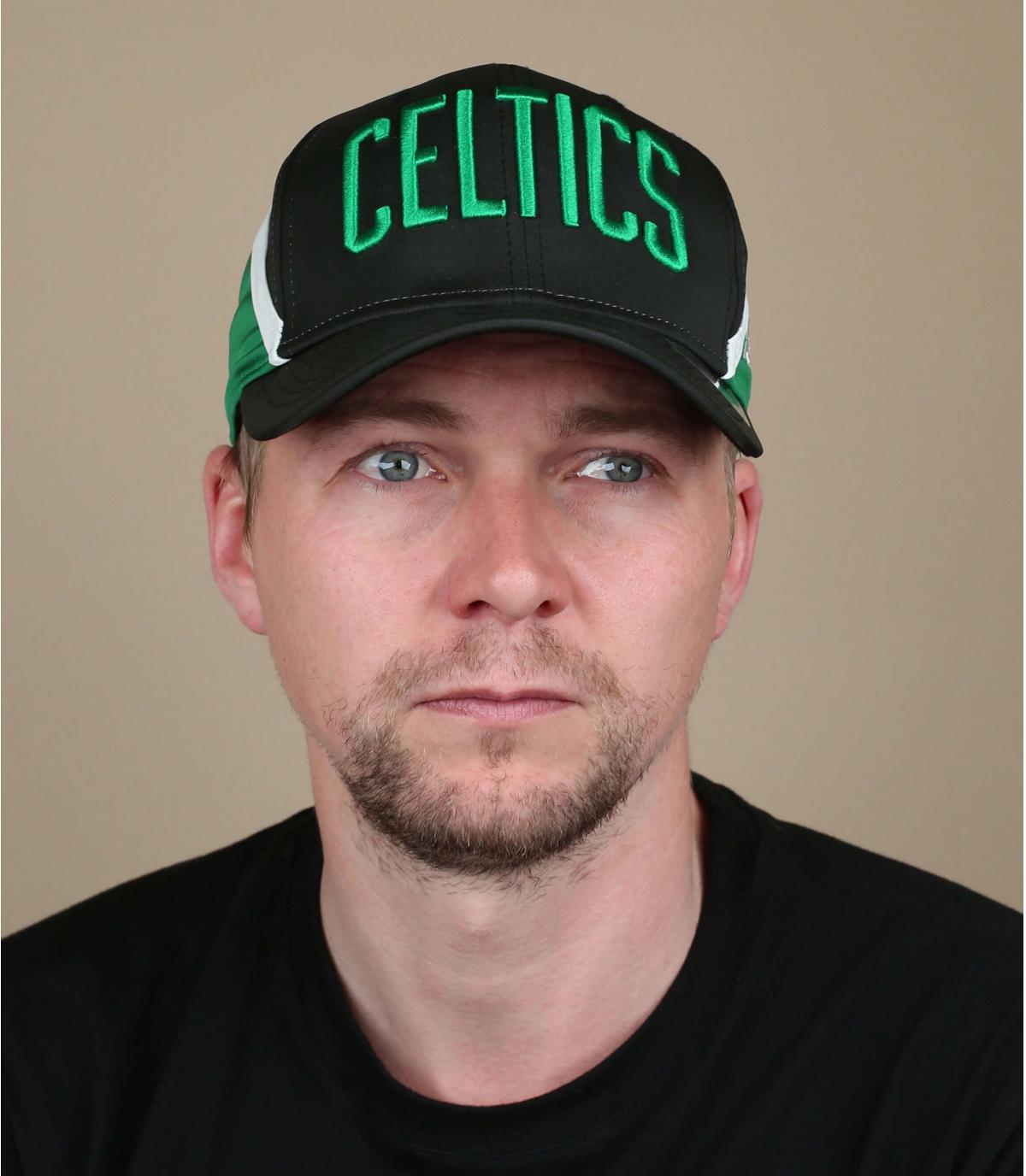 Cappellino verde nero Celtics