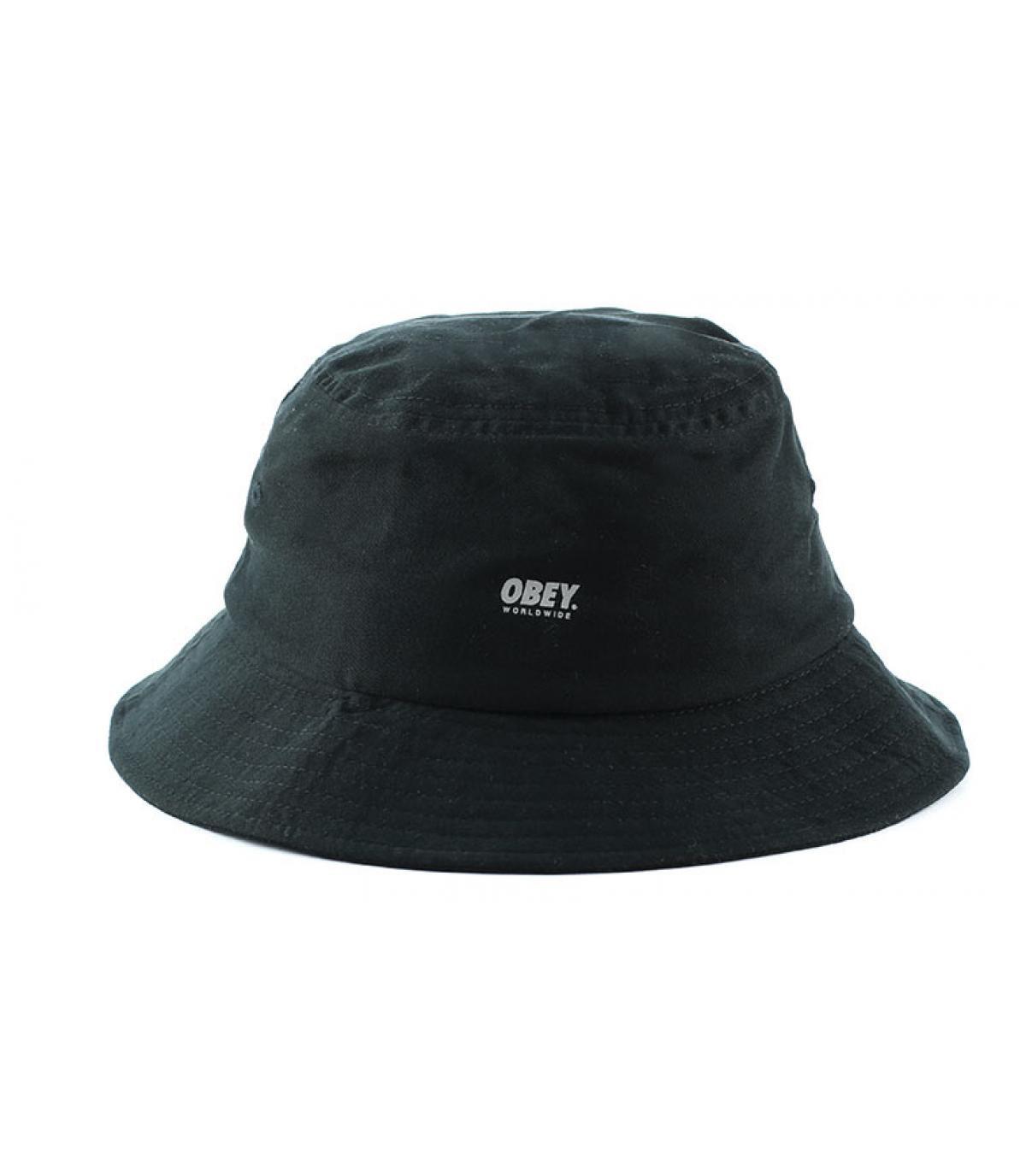 Cappello bob nero