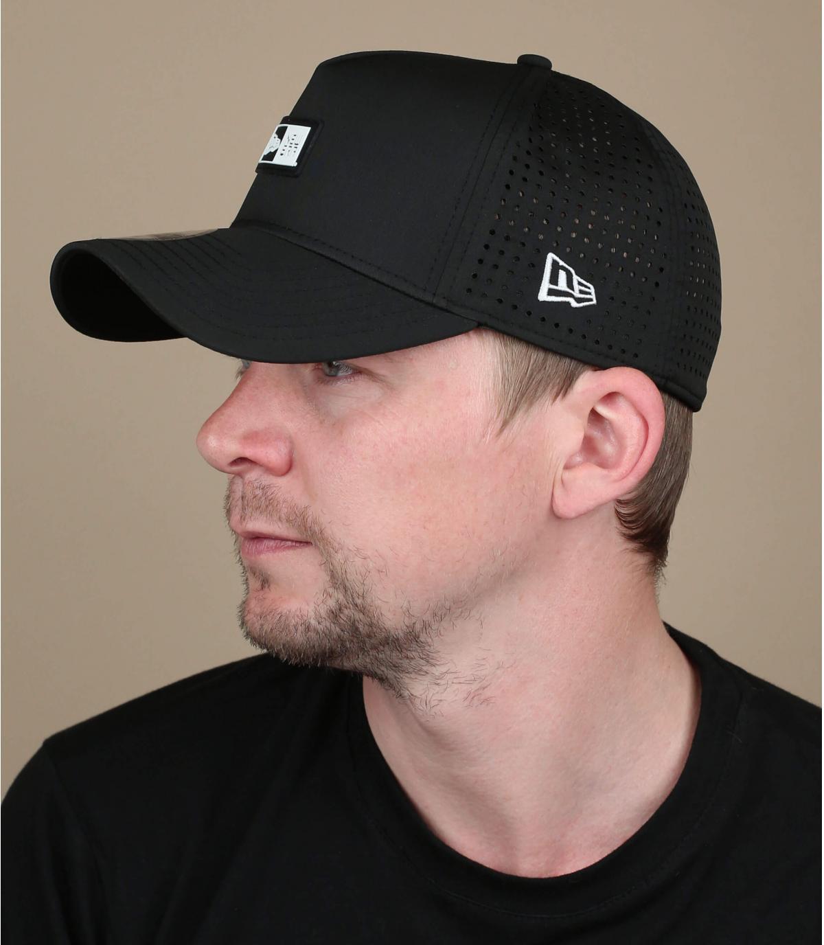Cappellino nero New Era