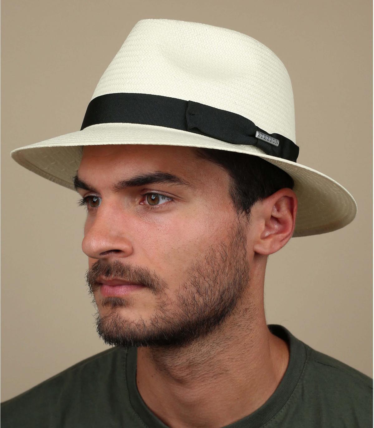 Cappello panama Stetson
