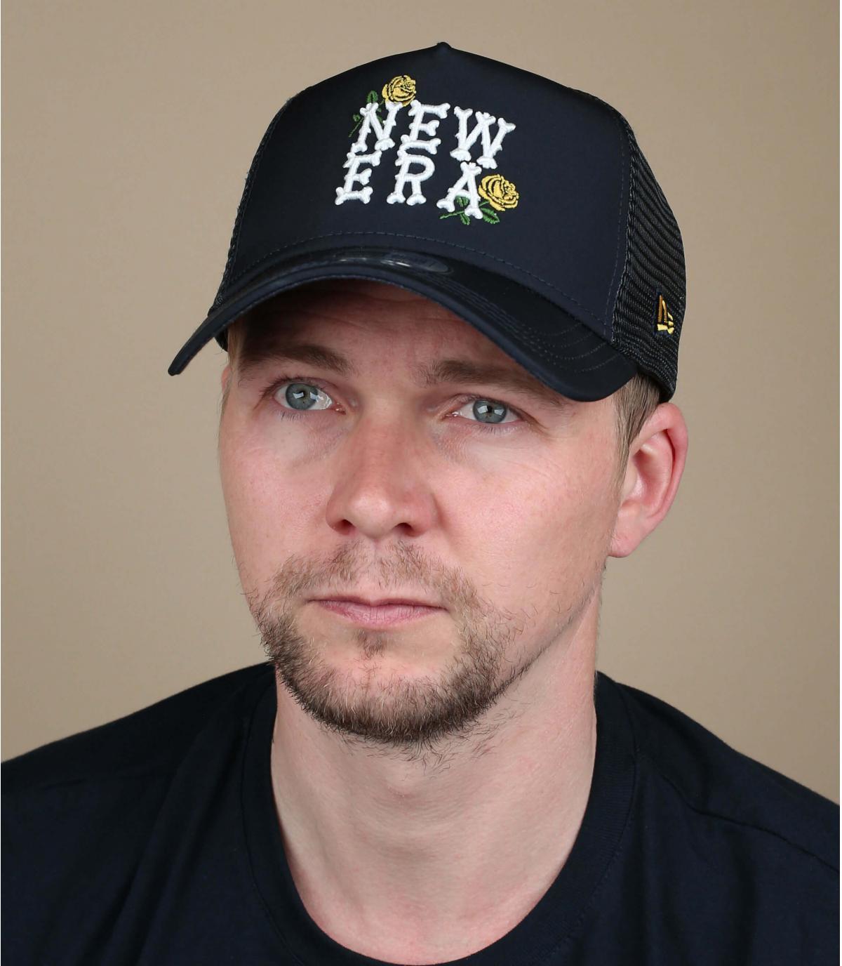 Cappellino blu New Era