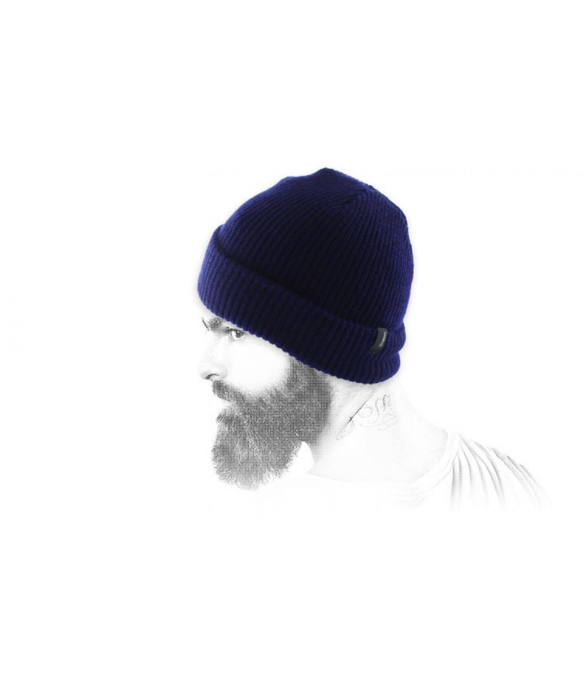 Berretto Brixton blu marine