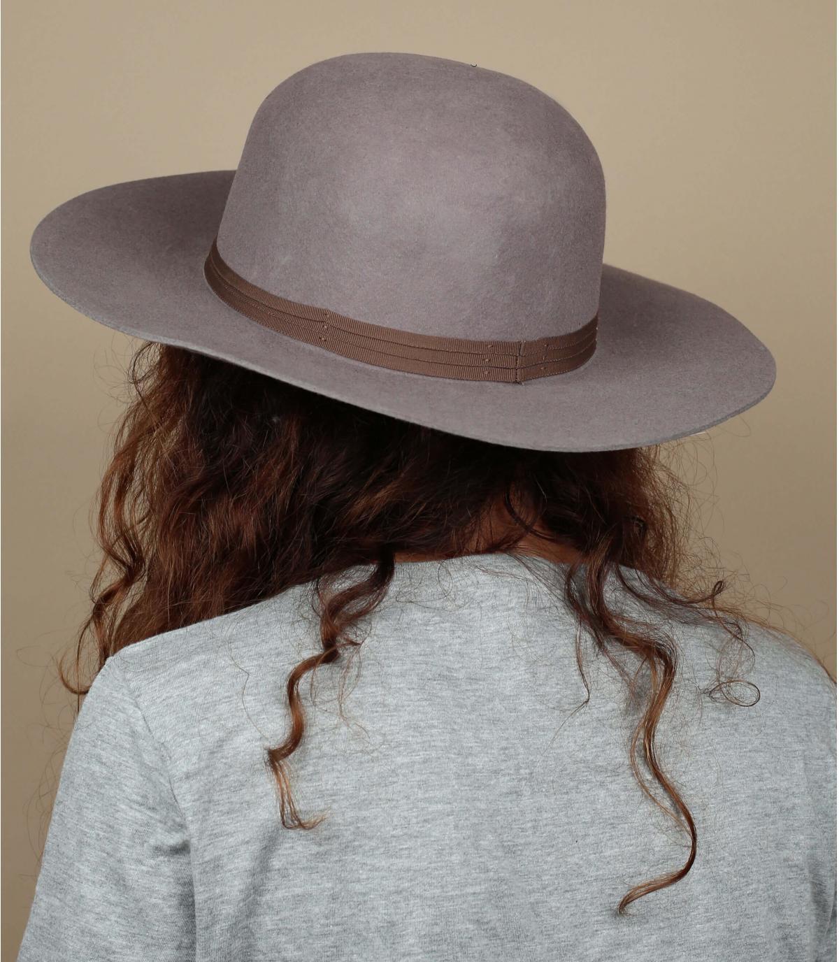 Cappello Brixton donna beige