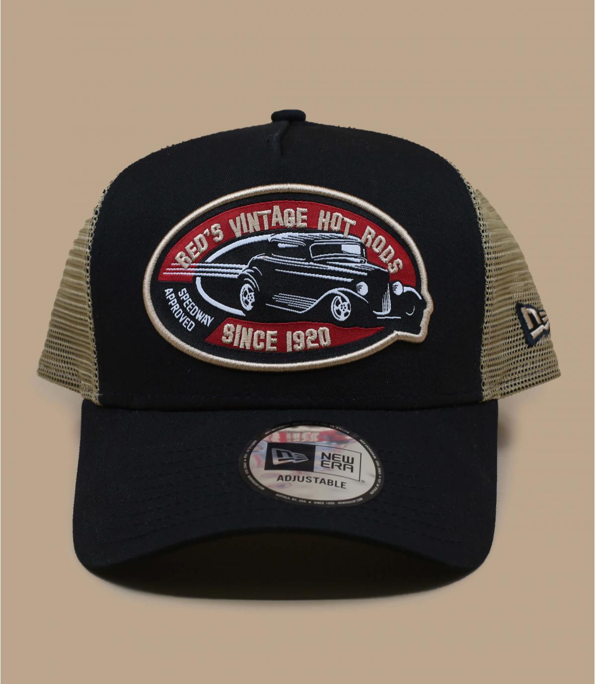 Dettagli Trucker Hot Rod black - image 2