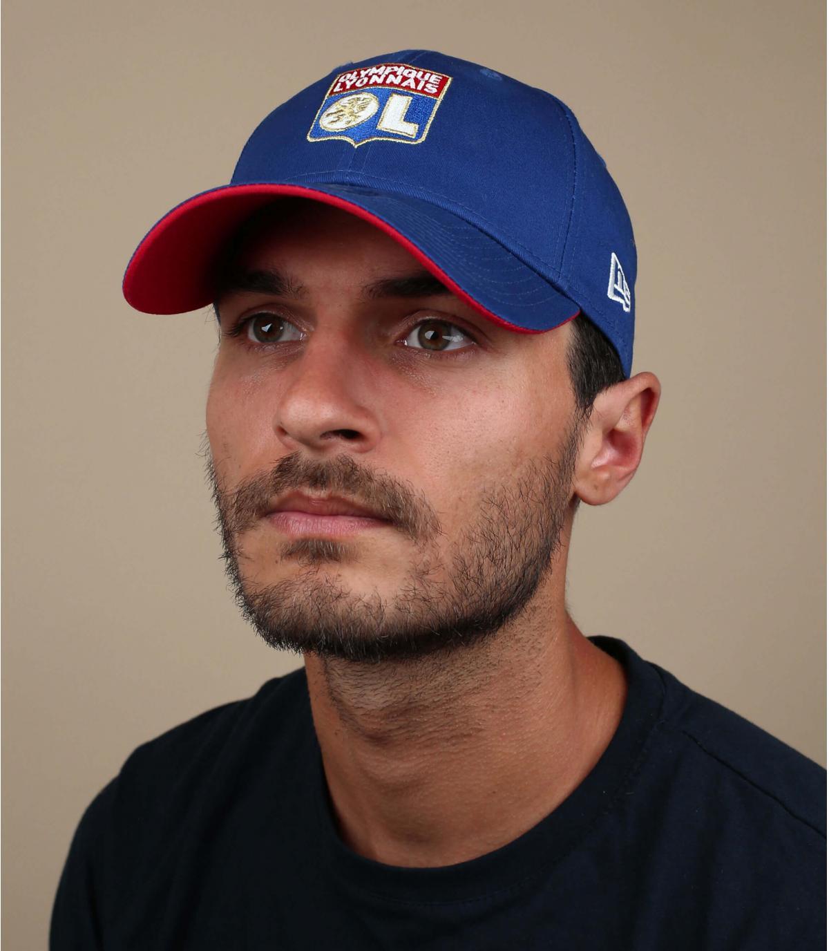 Cappellino blu OL