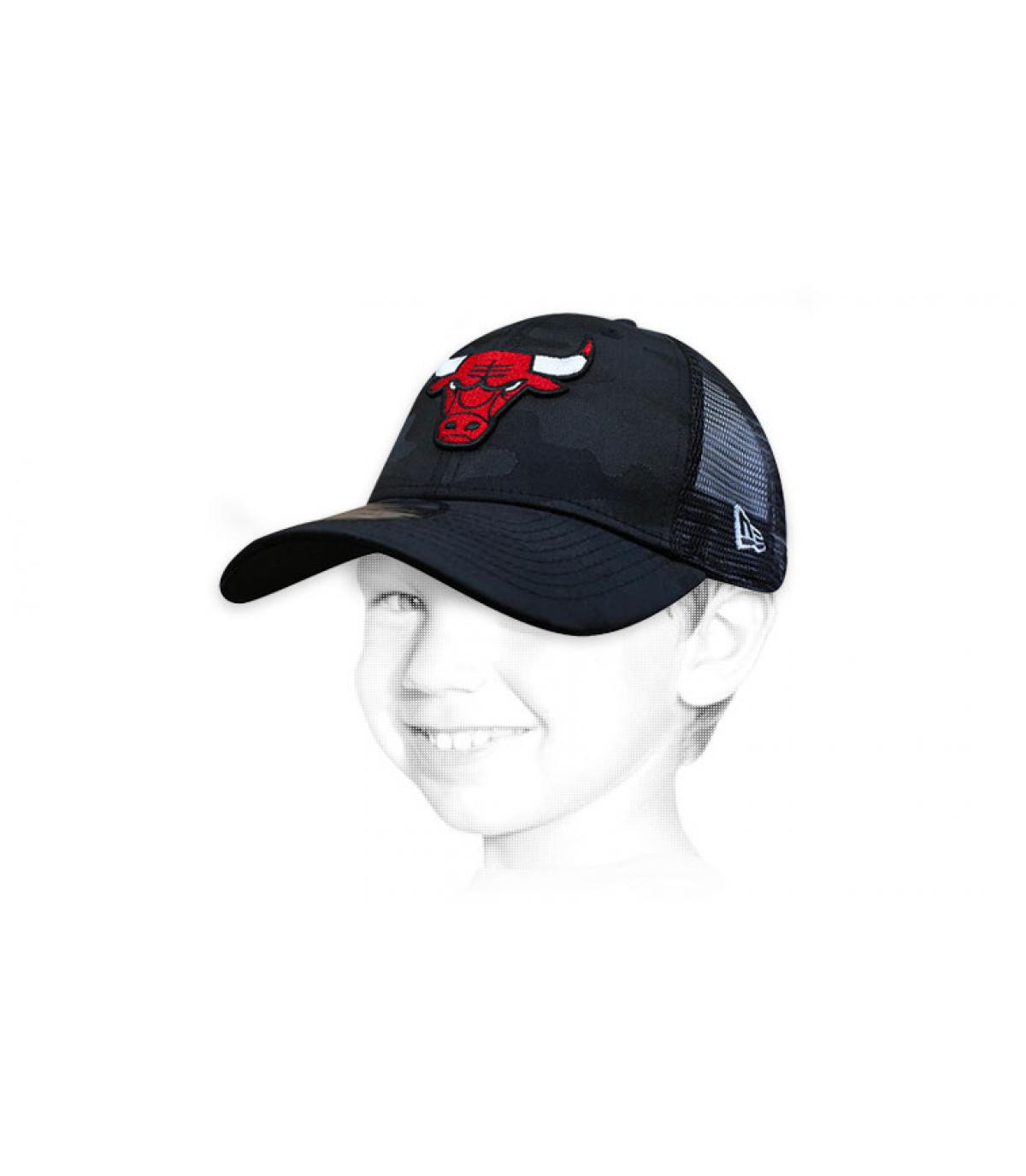 trucker bambino Chicago Bulls