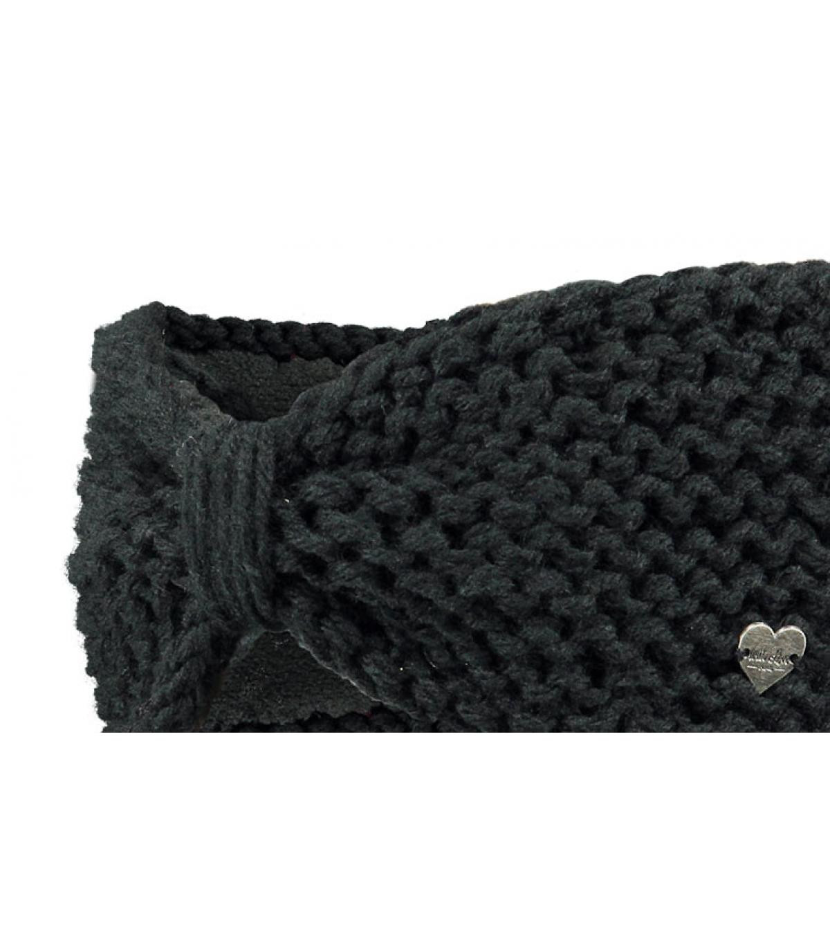 Dettagli Ginger headband black - image 2