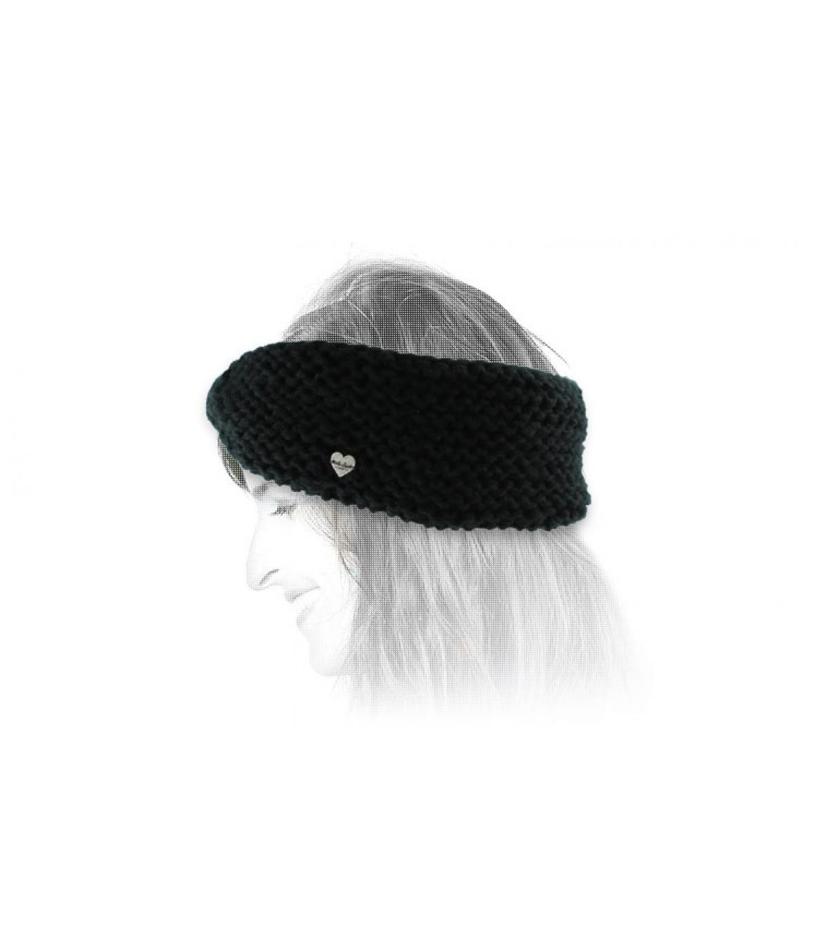 Dettagli Ginger headband black - image 3