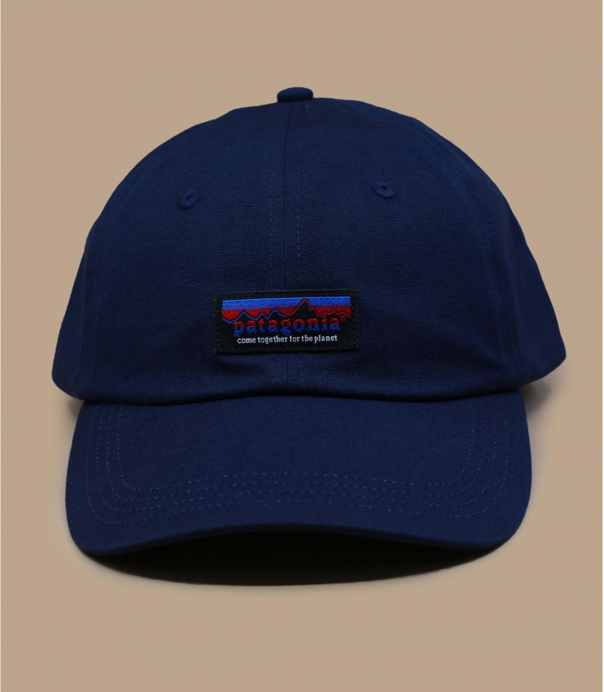 Cappellino blu marino Patagonia