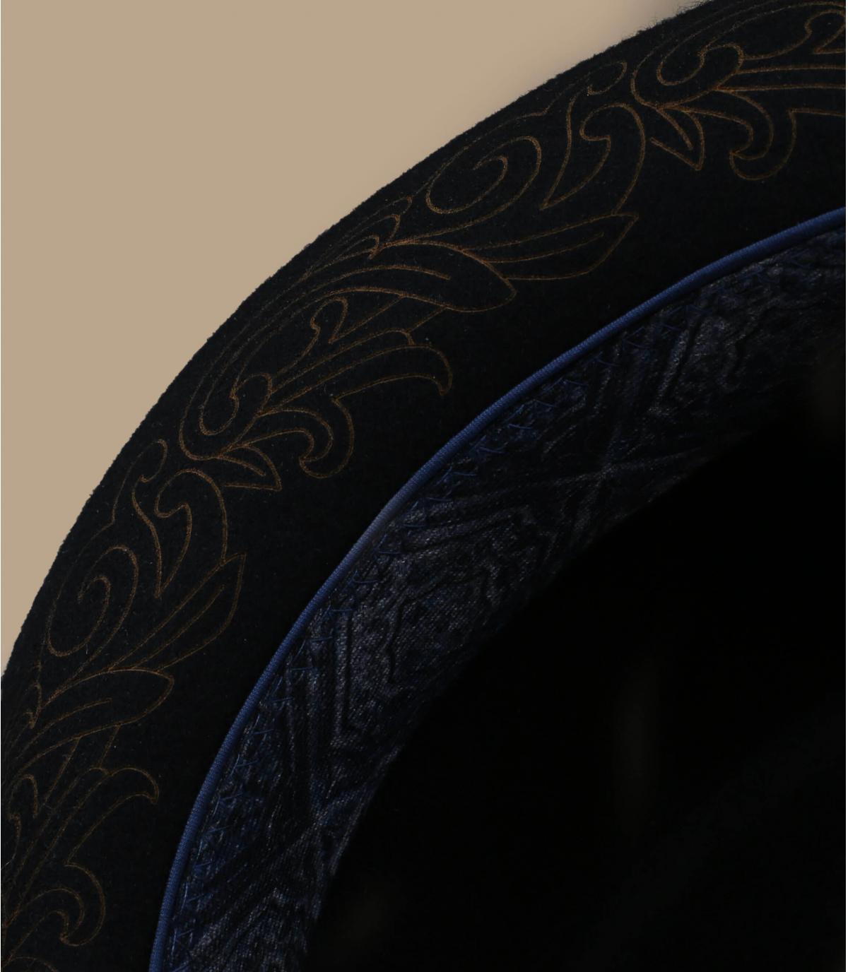 Dettagli Diamond Woolfelt black - image 3