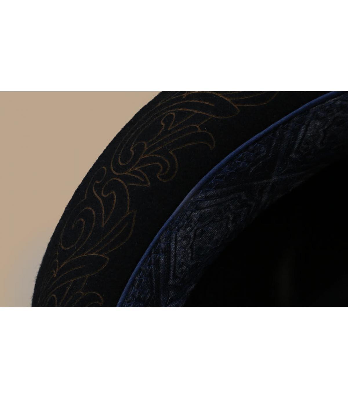 Dettagli Diamond Woolfelt black - image 4