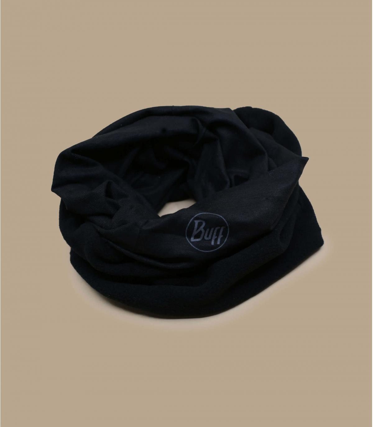 Buff pile nero