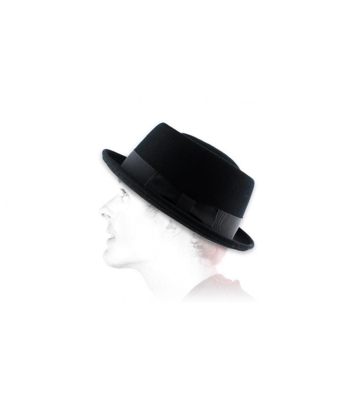 Cappello uomo Bailey nero