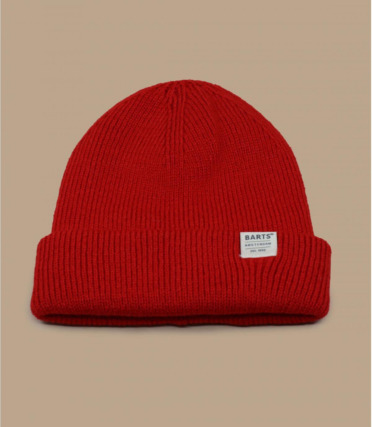 Barts cappello rosso docker