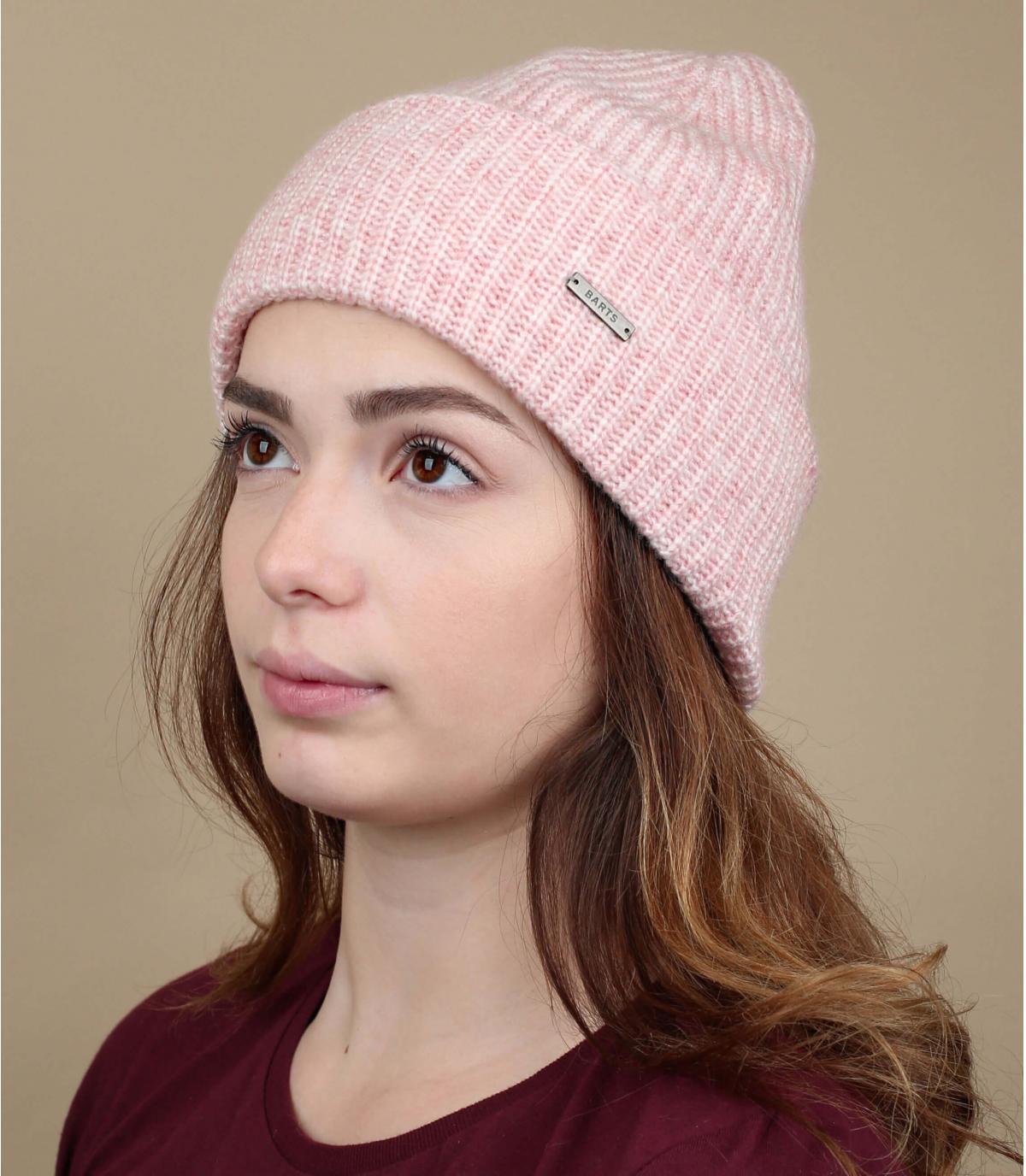 berretto rosa