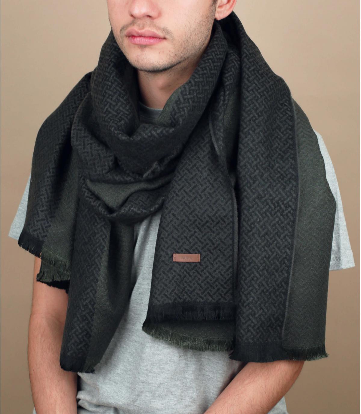 sciarpa nera