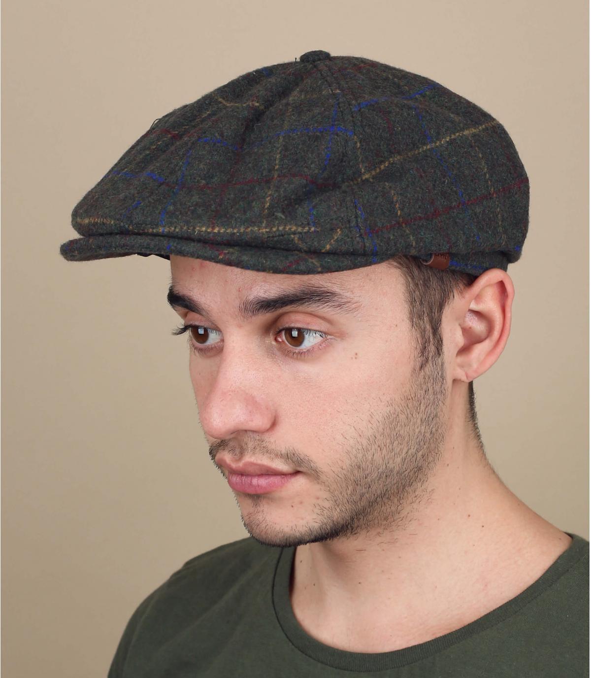 berretto strillone verde