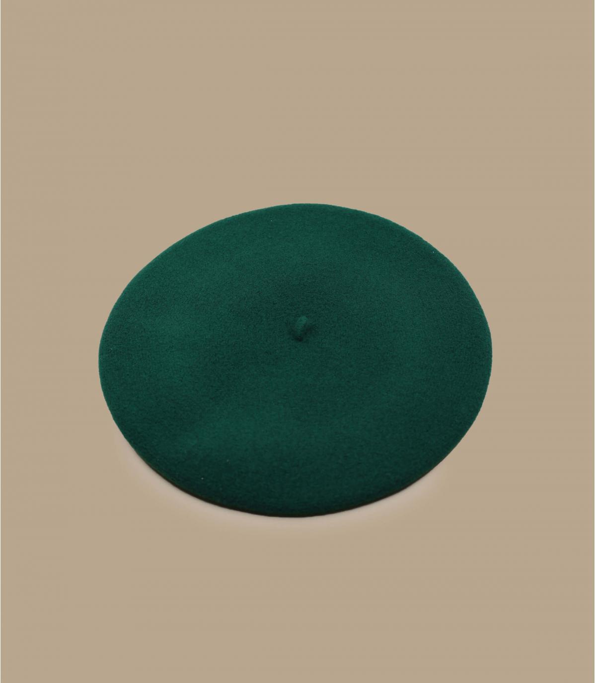 Berretto verde Laulhère