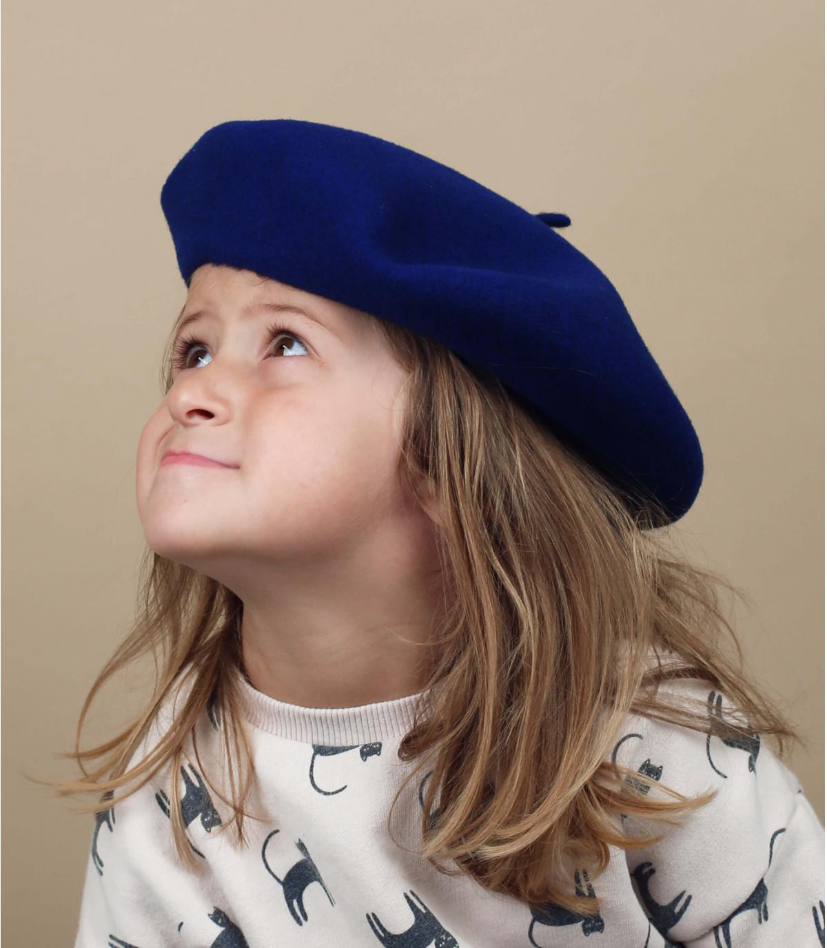 berretto di lana per bambini