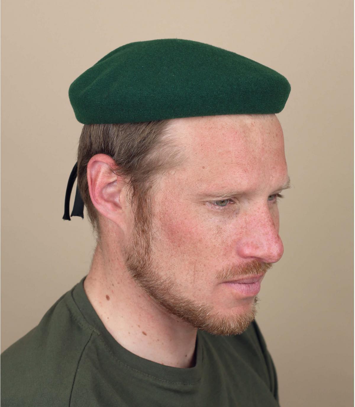 Berretto da commando Green Legion