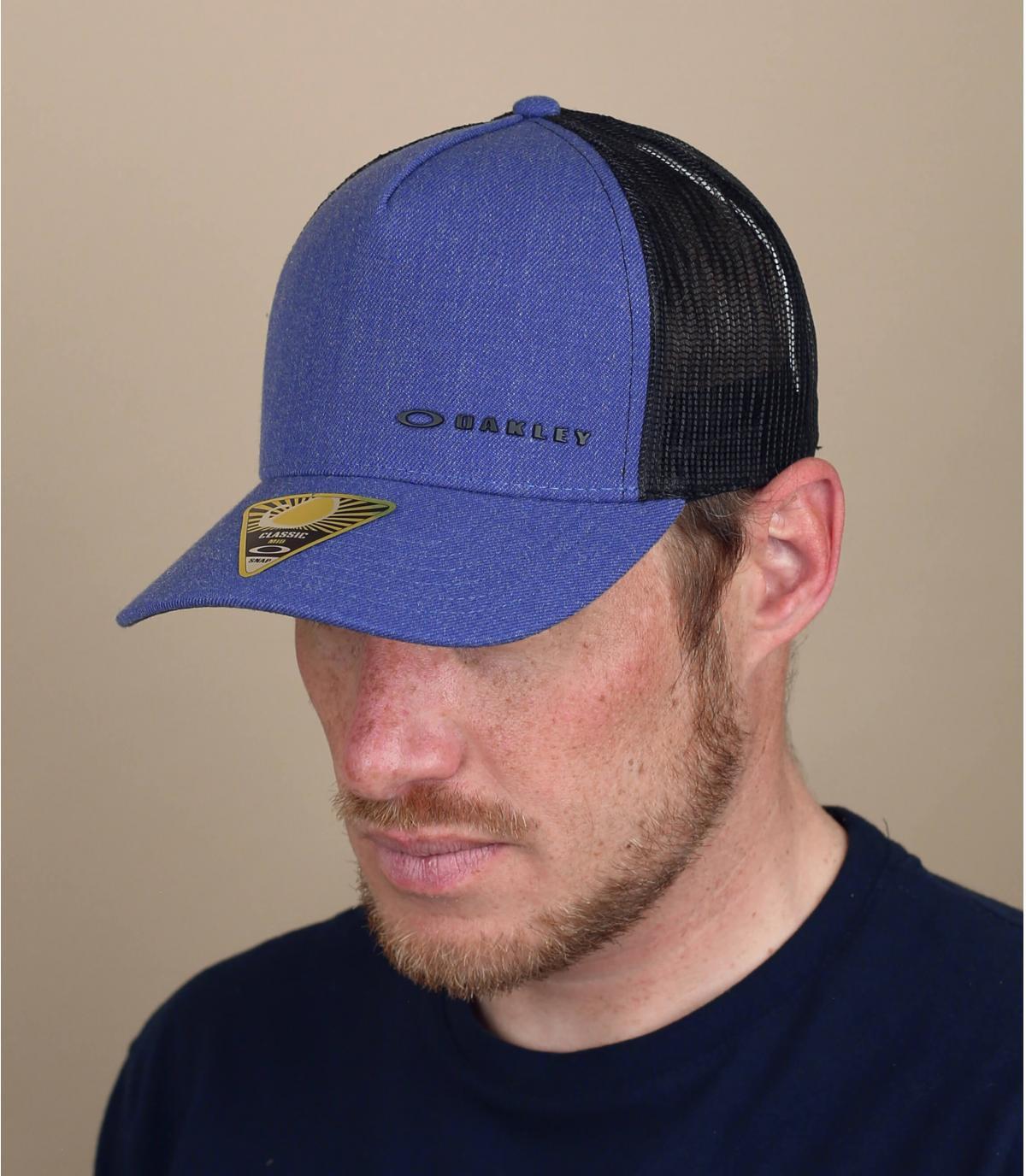 trucker blu oakley