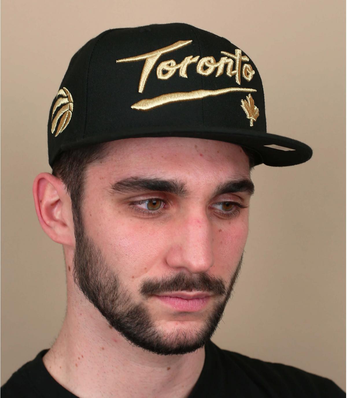 berretto Toronto nero
