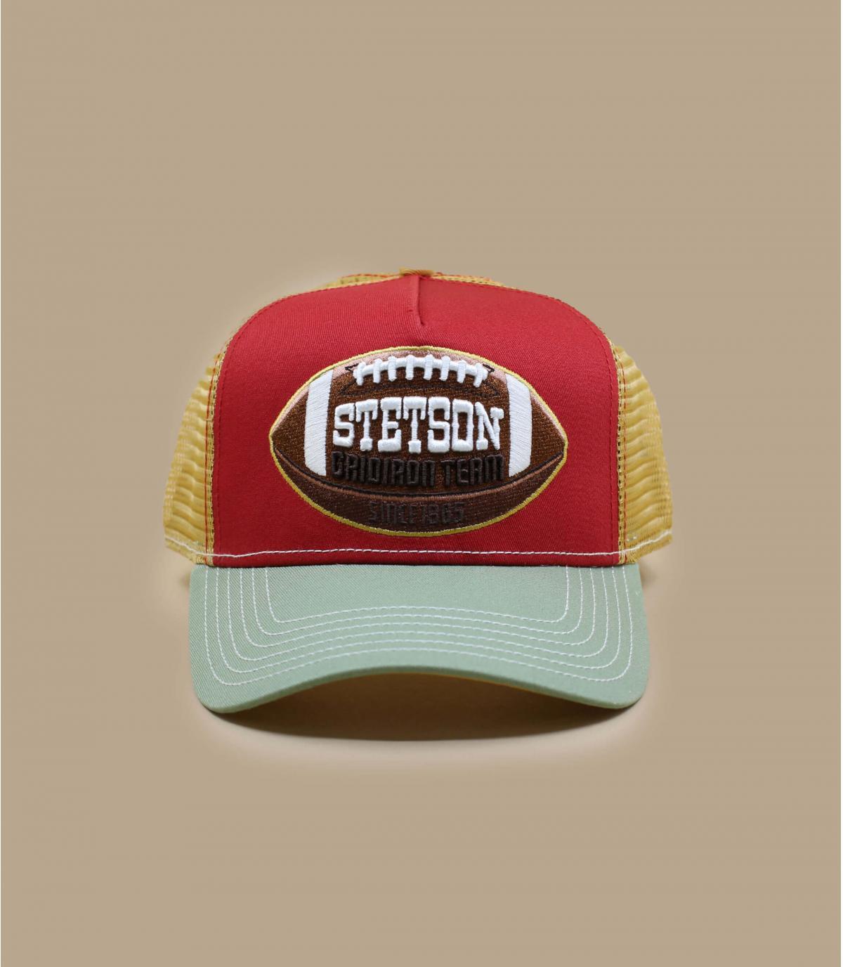 cappellino football Stetson