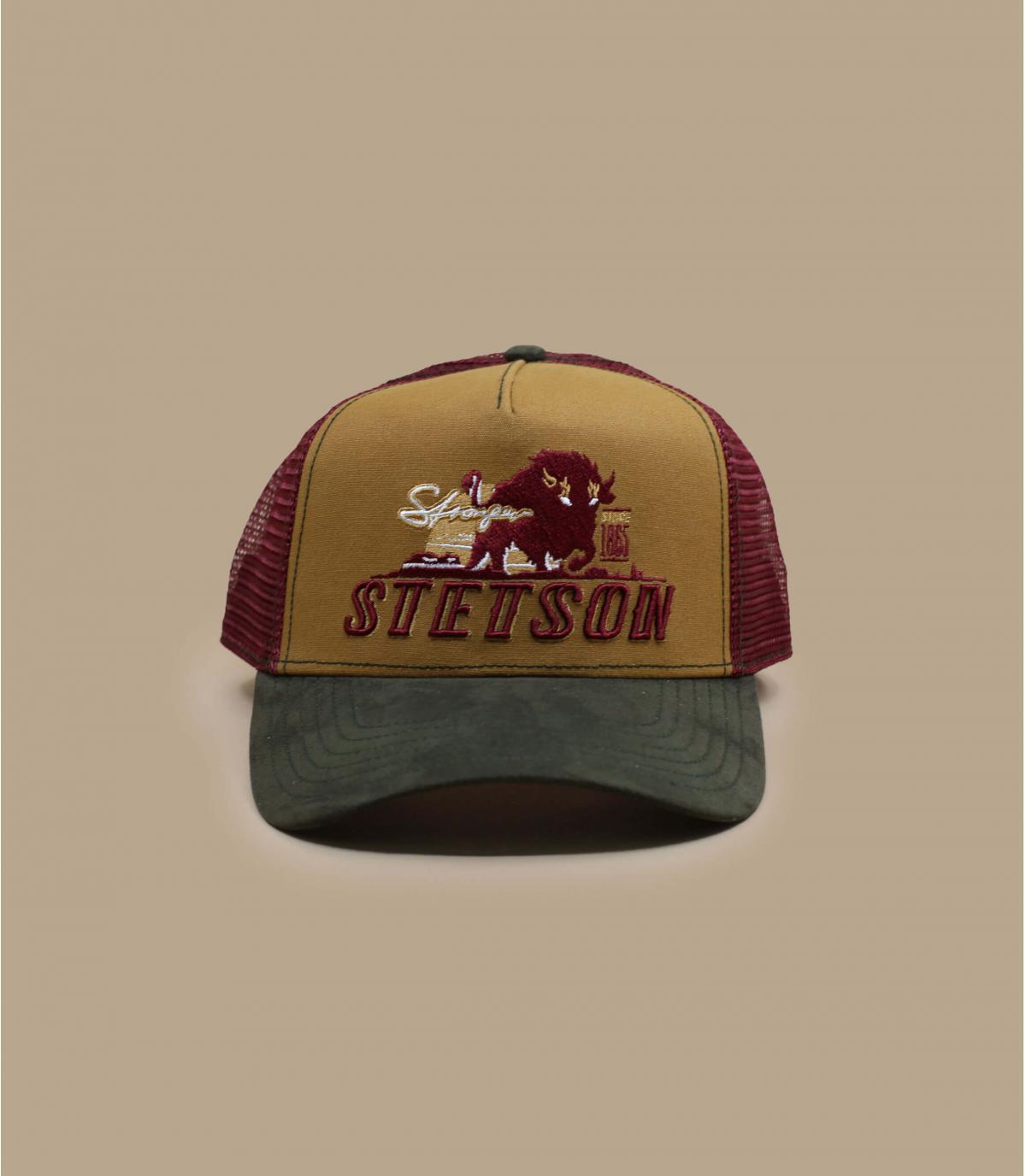 Dettagli Trucker Stronger Bison - image 2