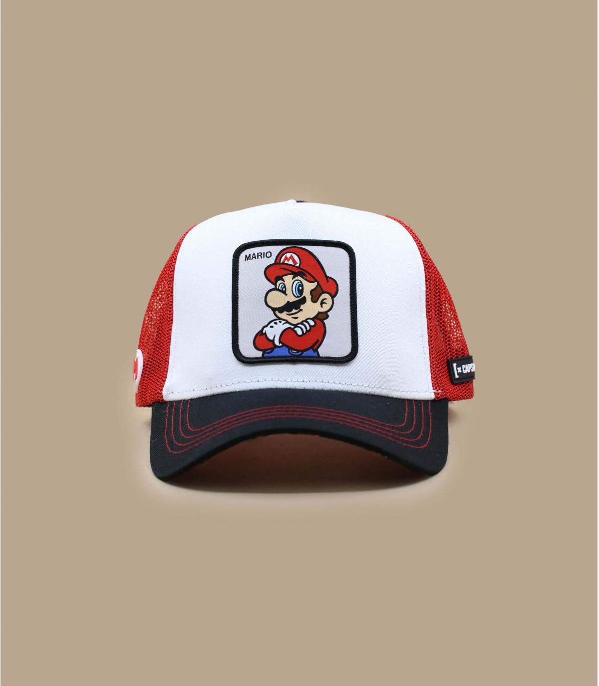 Cappellino Mario Bros