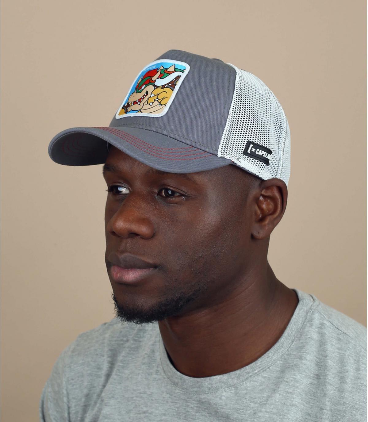 camionista Bowser Mario Bros