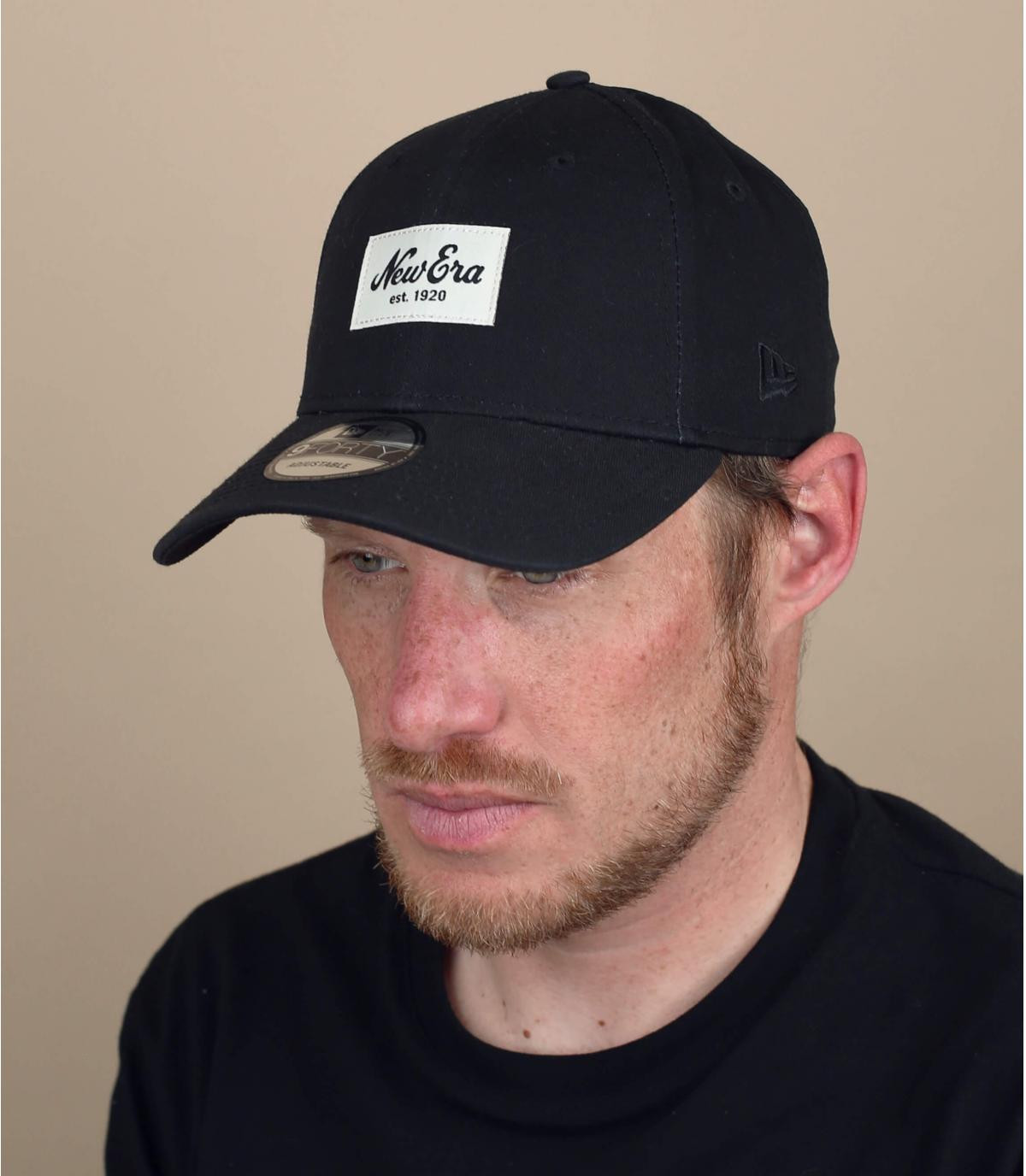 cappellino New Era nero