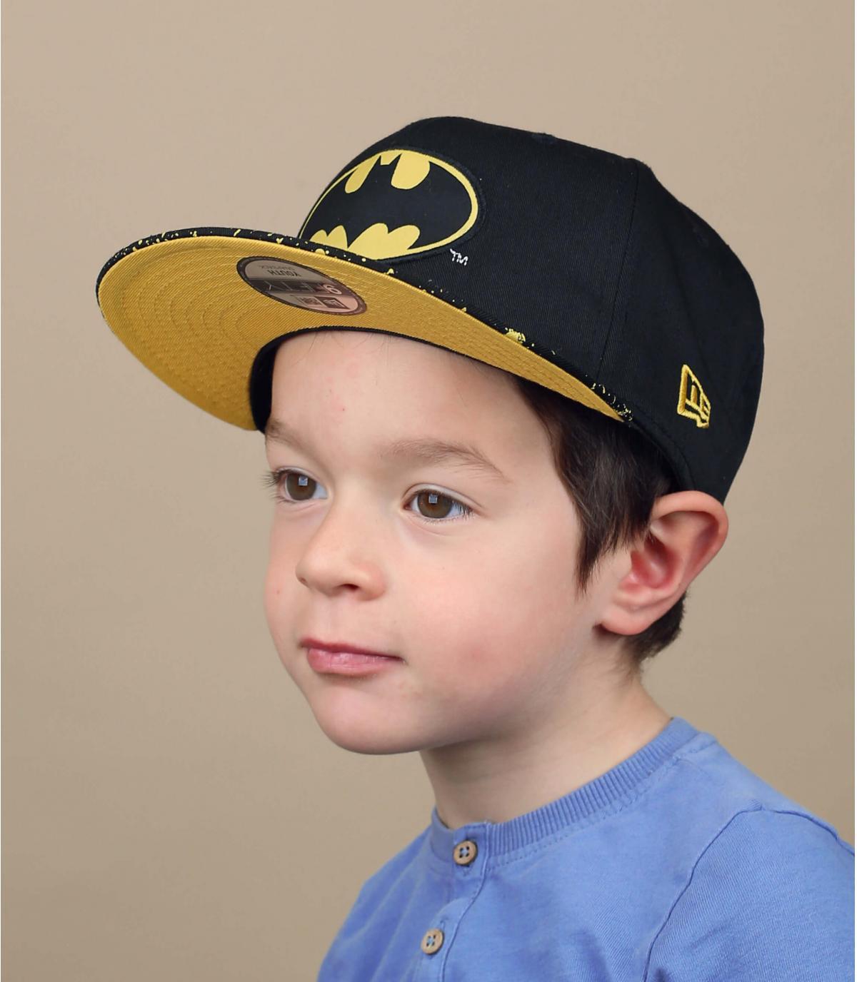 snapback bambino Batman