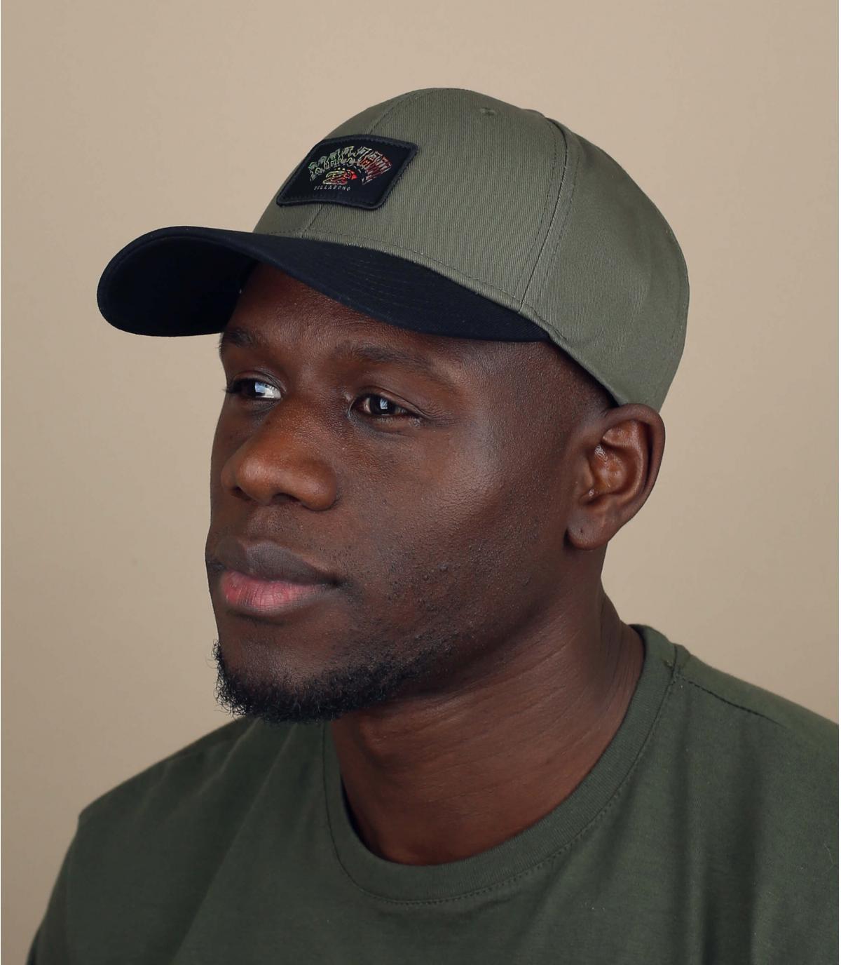 cappellino Billabong verde