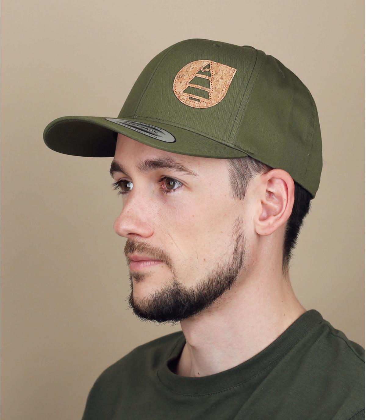 cappellino Picture verde