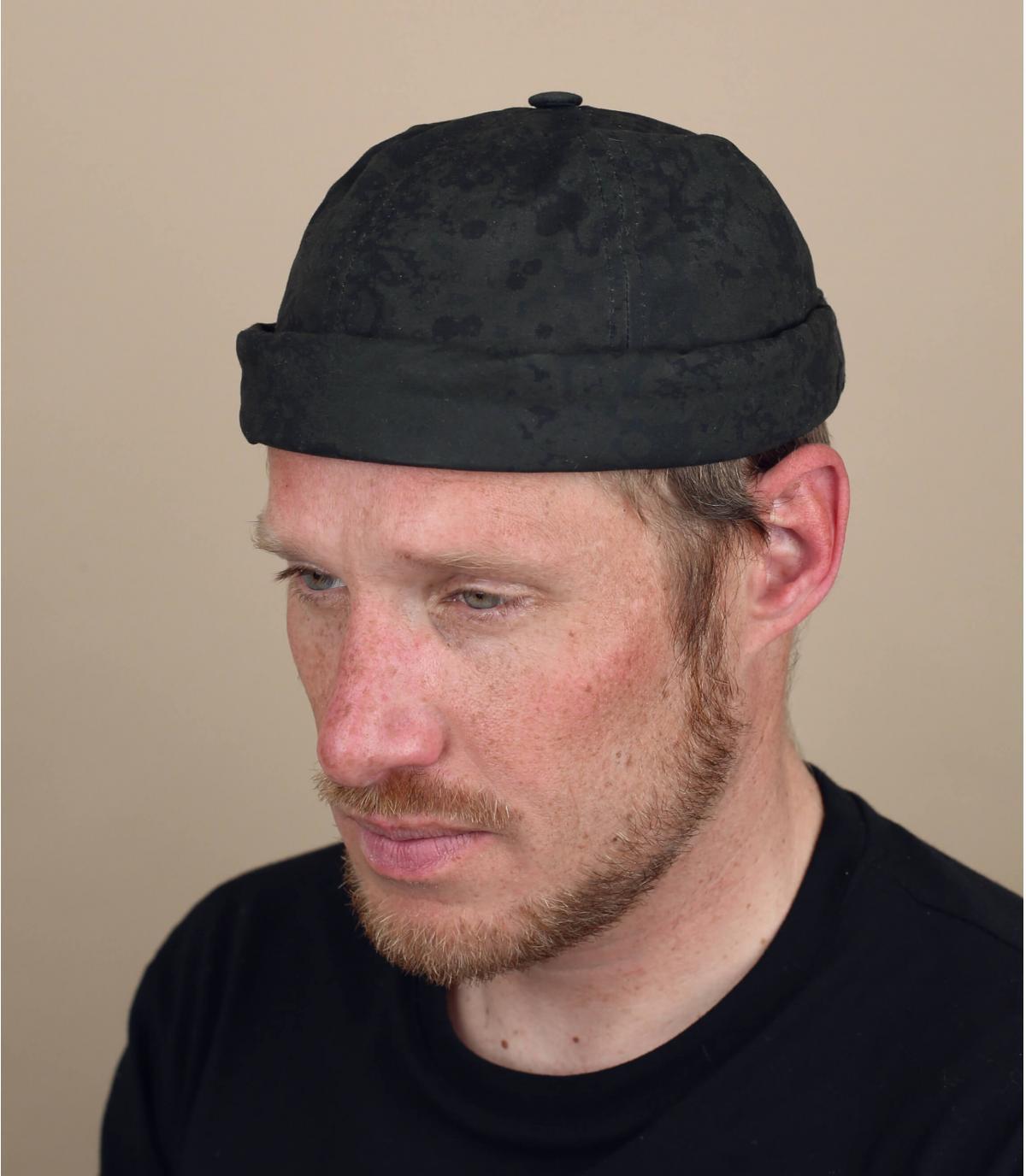 cappello docker idrorepellente blu