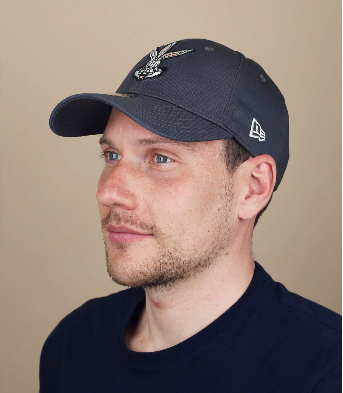 cappellino grigio Bugs Bunny