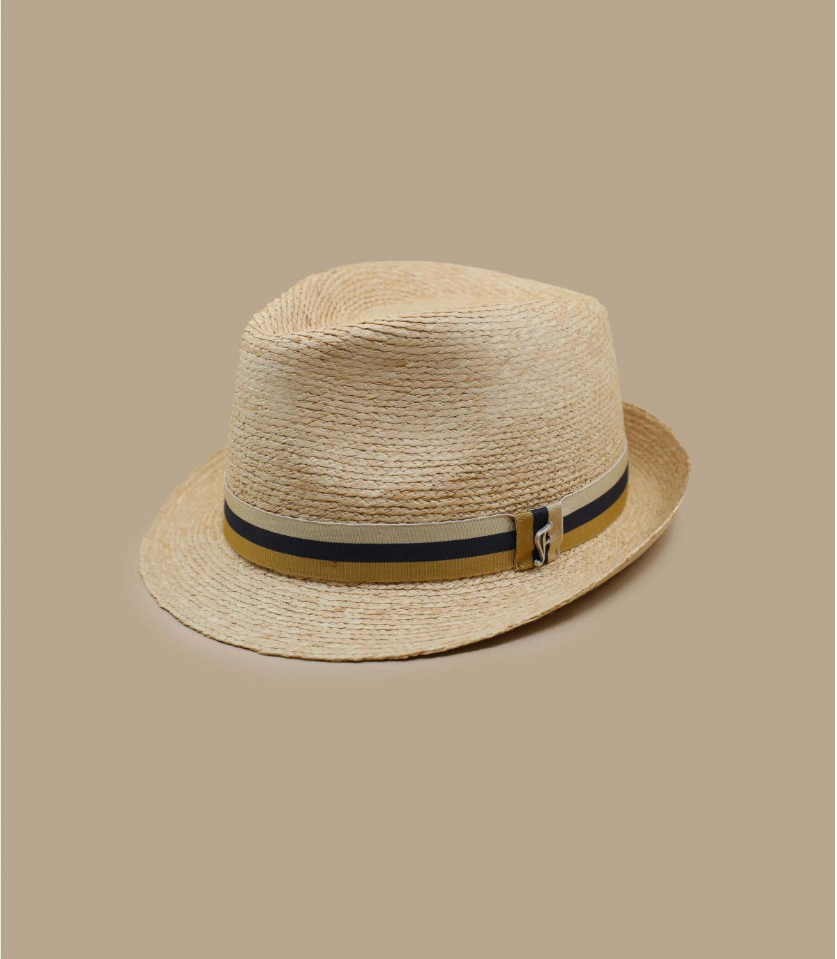 cappello paglia Fléchet