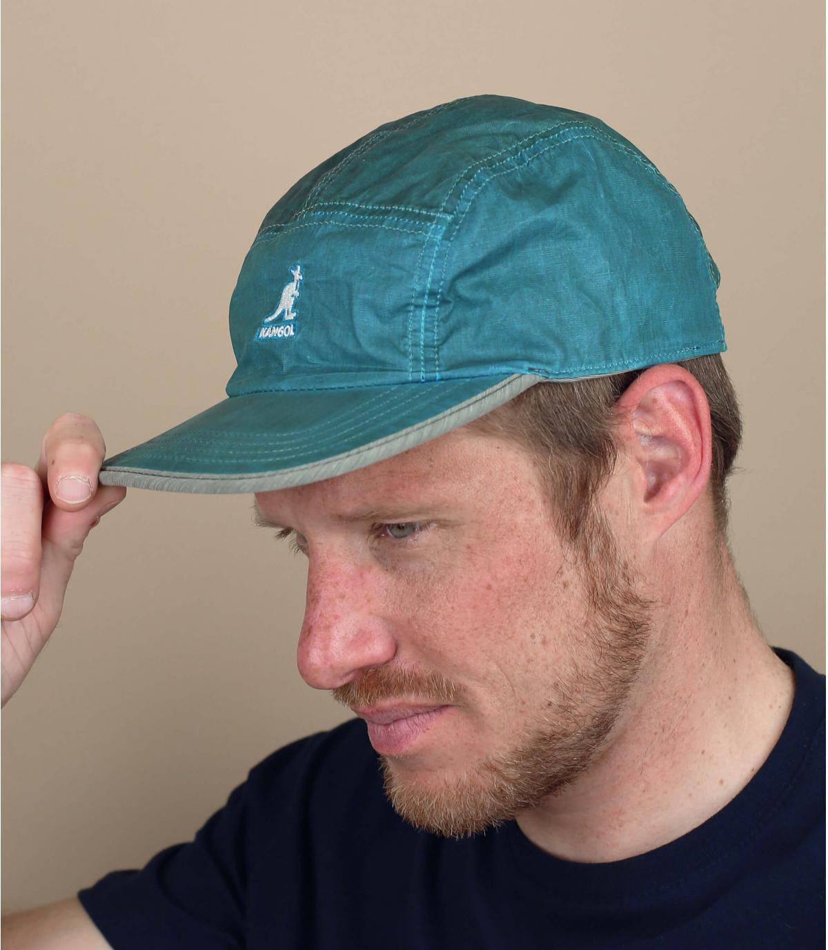 cappellino tie dye Kangol