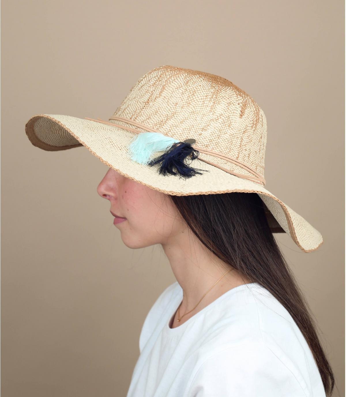 gran cappello paglia