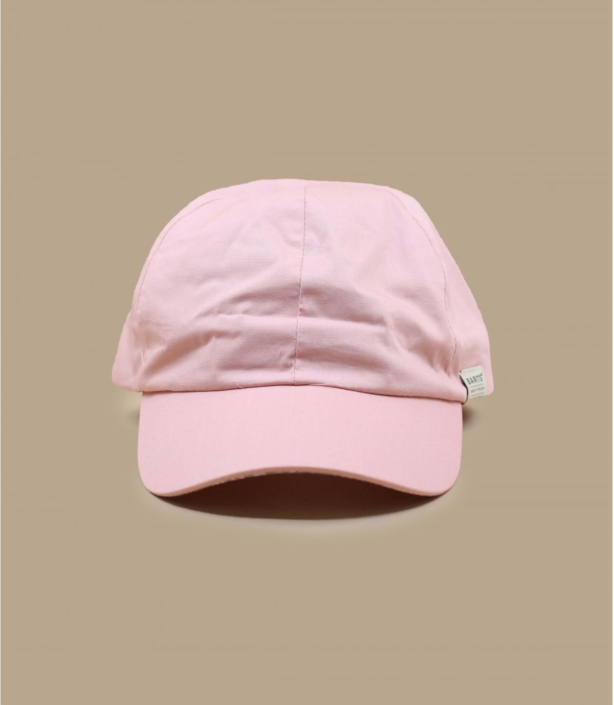 cappellino donna rosa