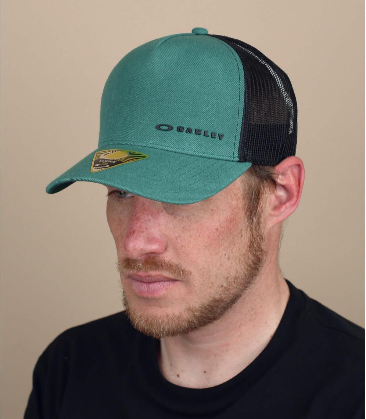 trucker Oakley verde