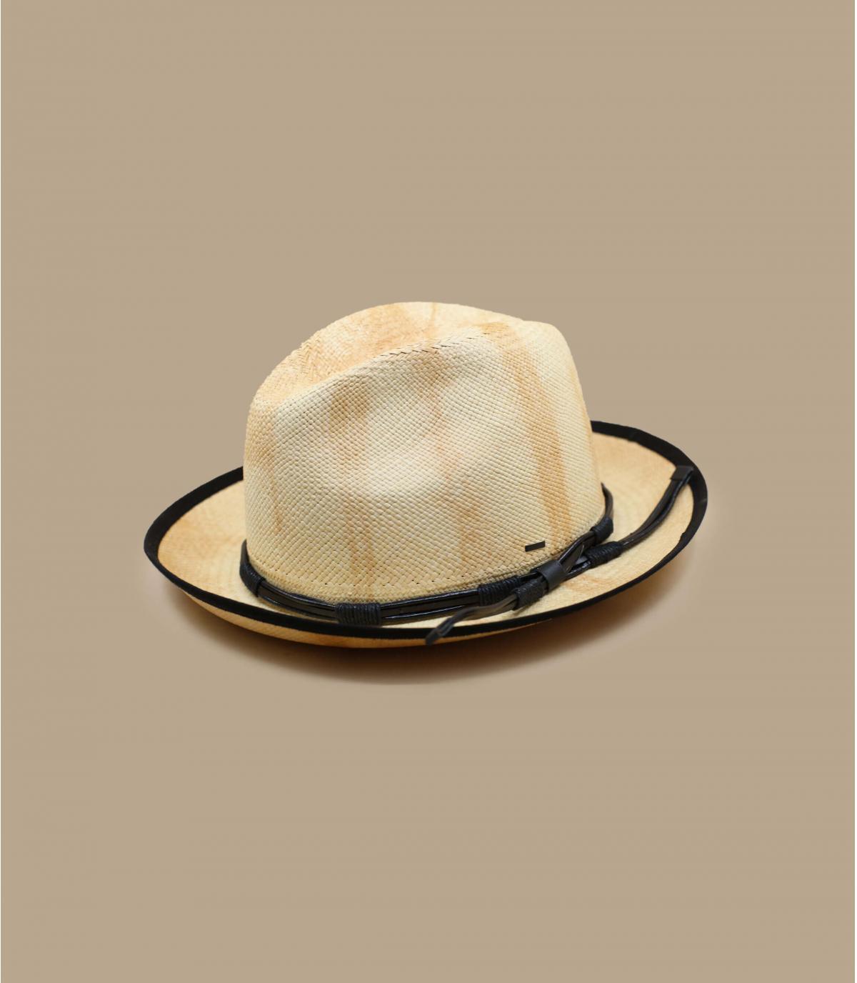 Dettagli Clafin Panama tea stain - image 2
