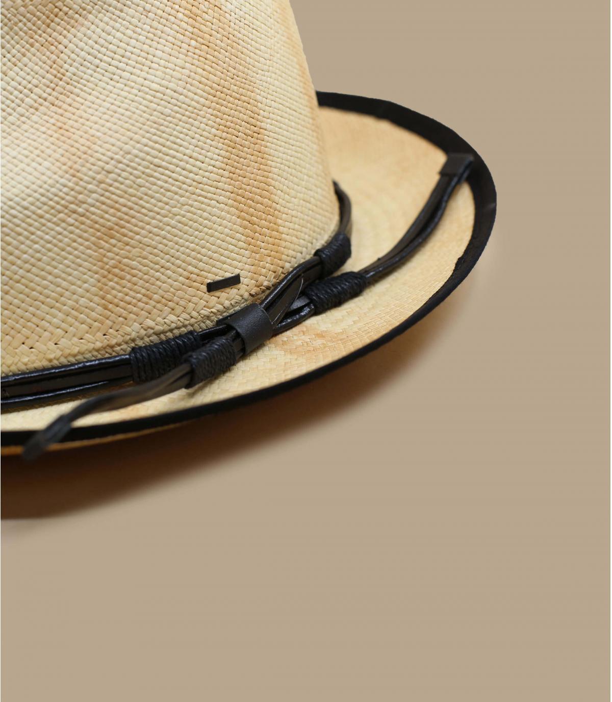 Dettagli Clafin Panama tea stain - image 3