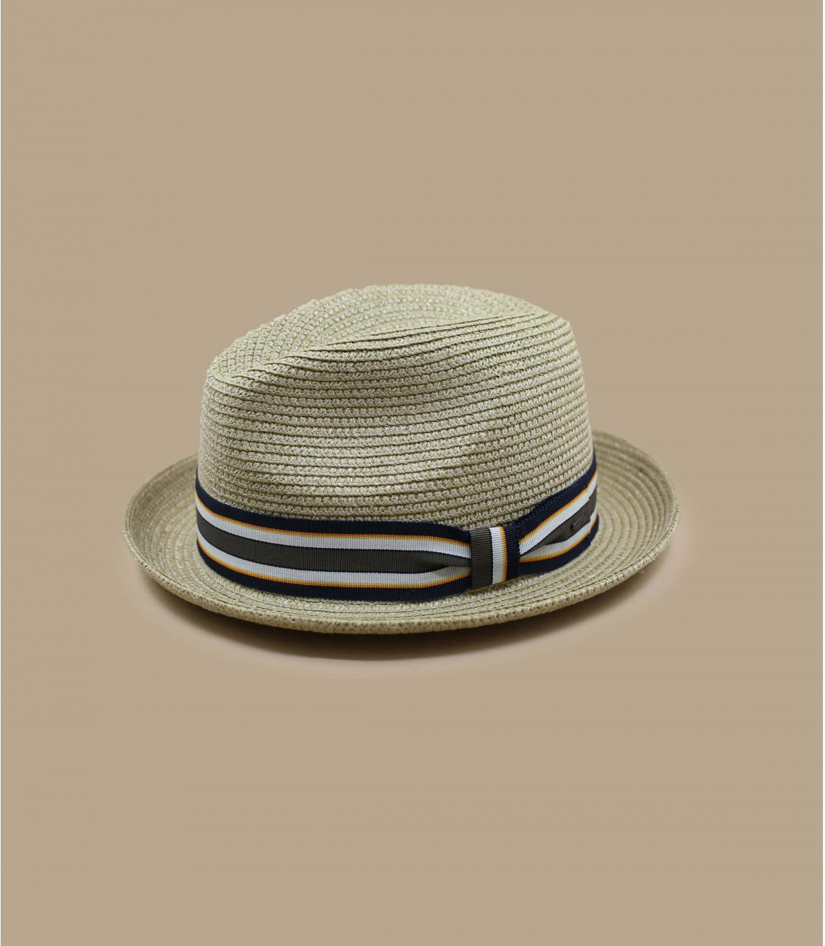 cappello paglia beige Bailey