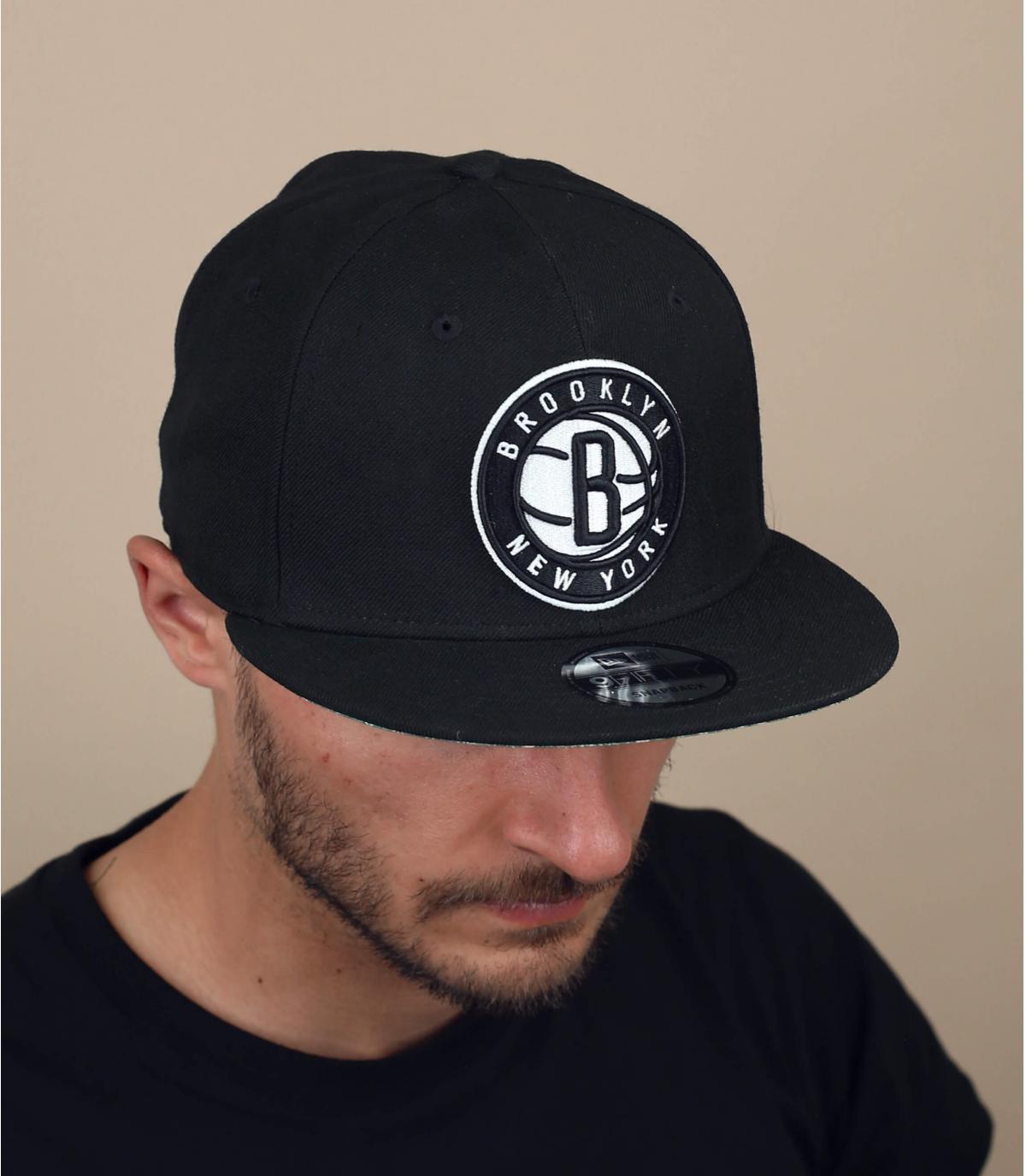 cappellino Brooklyn Bandana