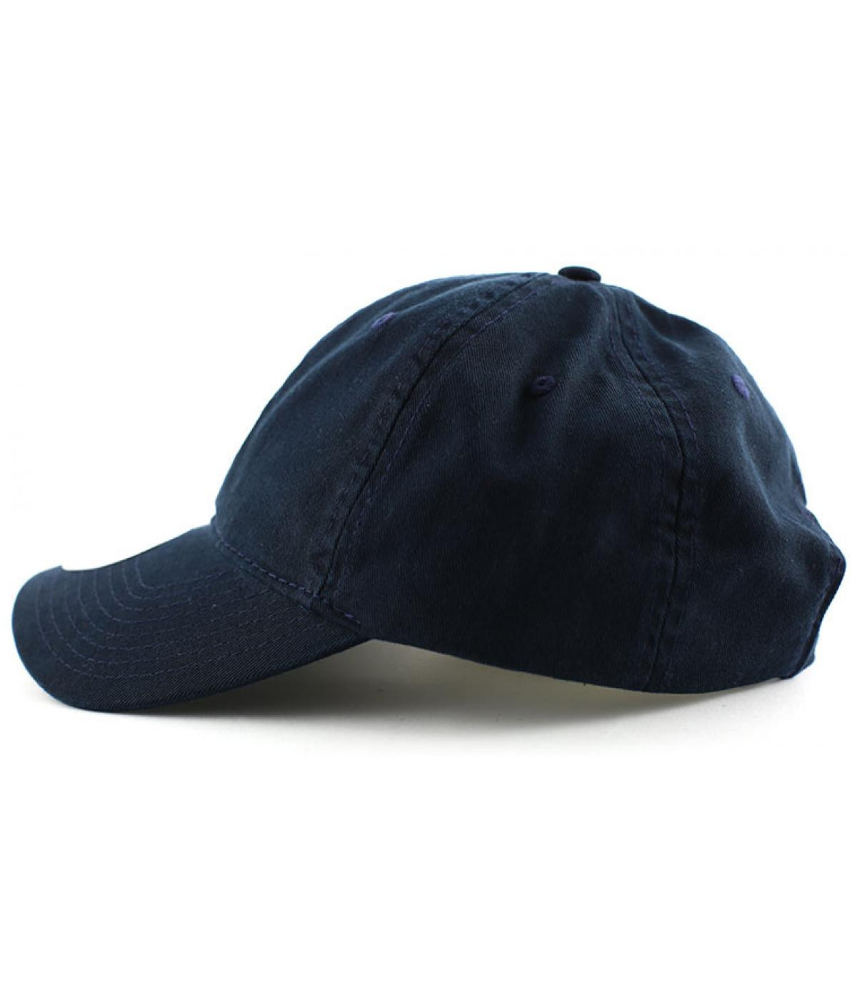 Dettagli Cappellino Wingate navy - image 3