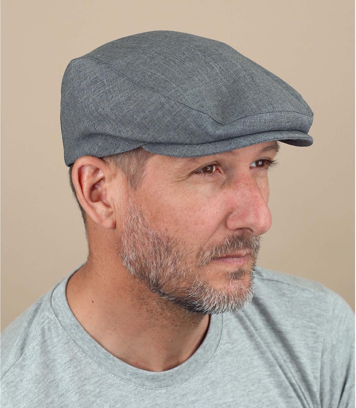 berretto grigio Fiebig