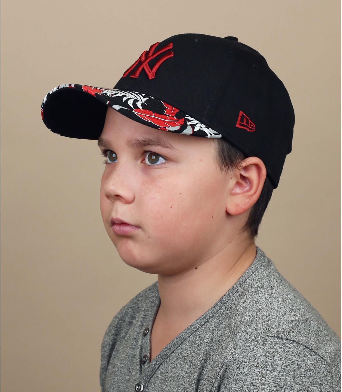cappellino NY bambino fantasia