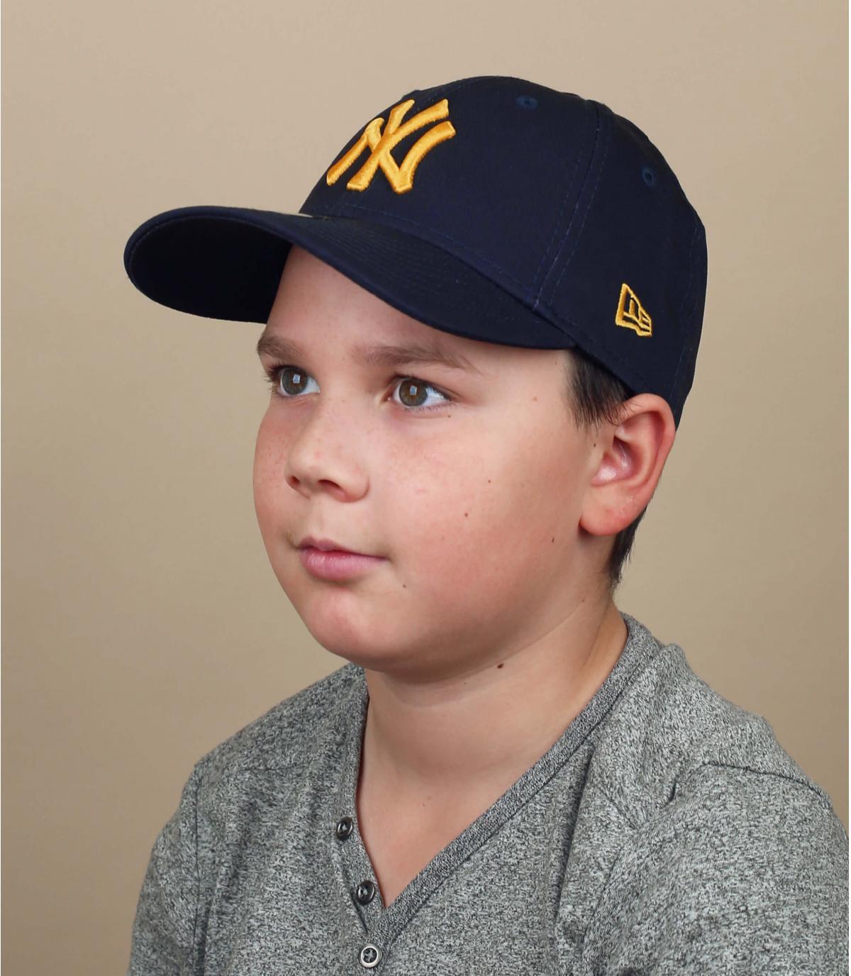cappellino bambino NY blumarine