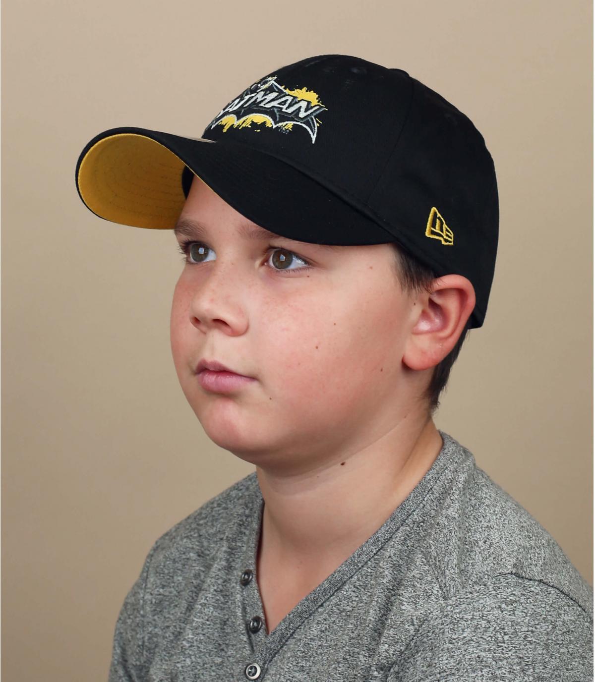 cappellino bambino Batman